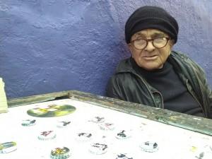 Pintor de Corcholatas