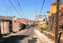 Guanajuato camino a las Momias