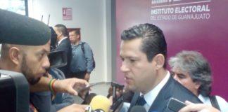 Diego Sinhue Rodríguez gobernador