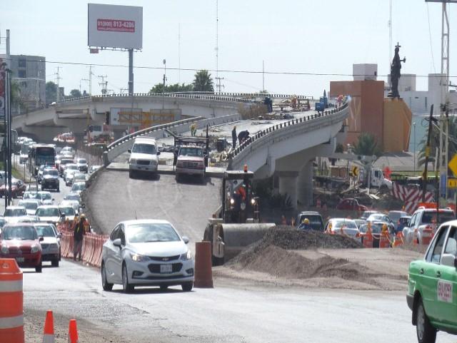 Abriran Dos Dias Paso Elevado De La Glorieta Santa Fe El Otro Enfoque Noticias Guanajuato