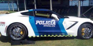 FSPE patrulla Corvette