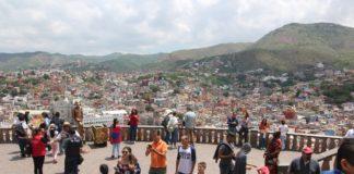 Guanajuato capital turismo