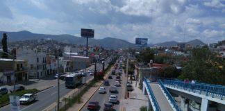 bulevar Euquerio Guerrero en Guanajuato