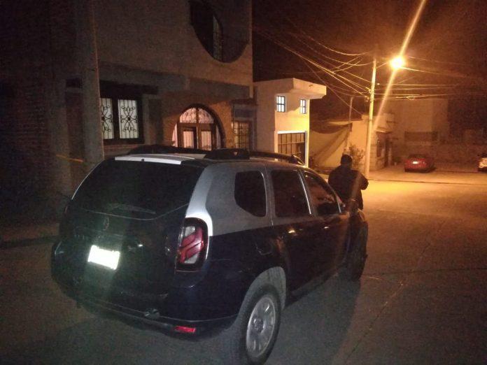 Guanajuato mujer machetazo