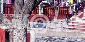Valenciana balacera muertos