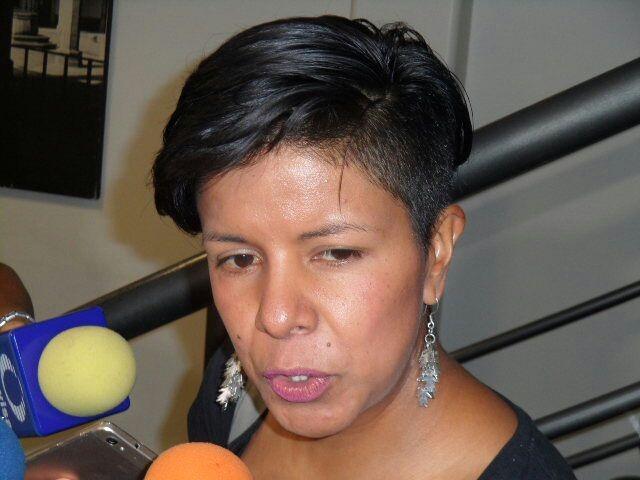 Iovana Rocha Cano regidora