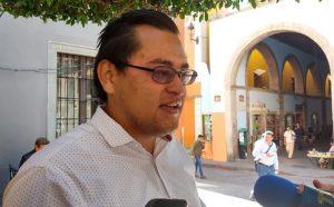 Morena regidor Oscar Aguayo