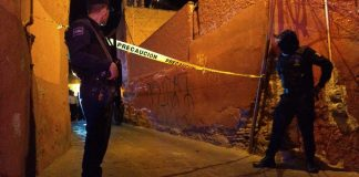 Guanajuato capital homicidio Carcamanes