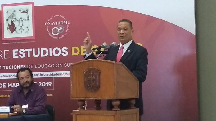 Universidad de Guanajuato rector