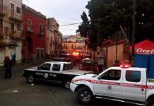 Guanajuato calle Tepetapa explosión gas