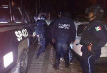 Guanajuato policía municipal