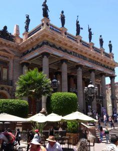 mobiliario Teatro Juárez