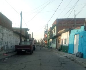 colonia Alfareros Silao