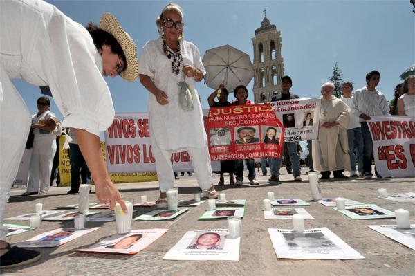 desaparecidos Coahuila